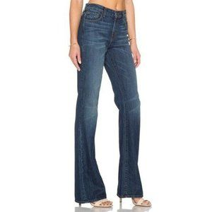 J BRAND Sabine High Rise Relax Flare Jeans Sz 23